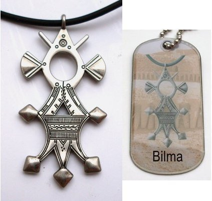 Bilma - Southern Cross -riipus ja travel bug
