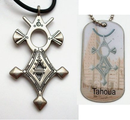 Tahoua - Southern Cross -riipus ja travel bug