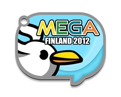 MEGA Finland 2012 -travel tag