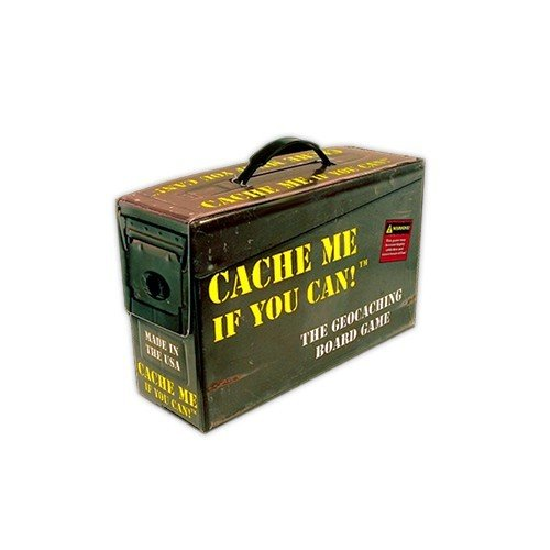 Cache Me If You Can -lautapeli