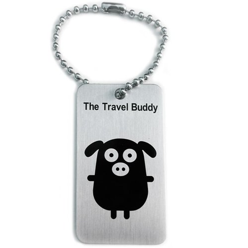 Travel Buddy - The pig