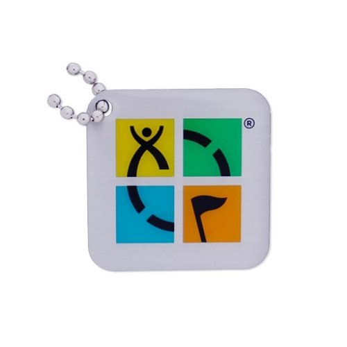 Geocaching Logo Travel Tag (Original) (5 kpl)
