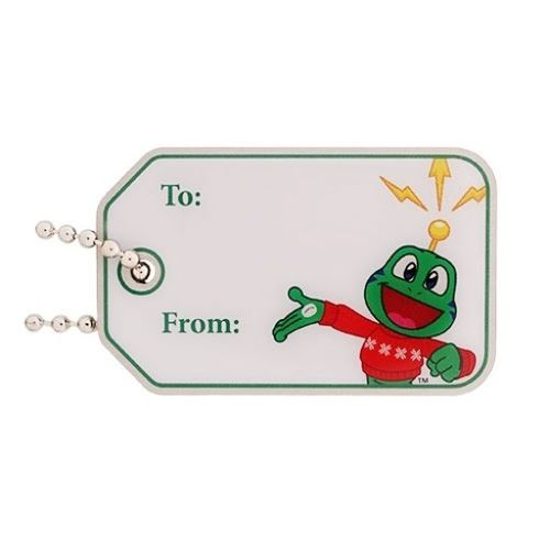 To /From Signal the Frog® Travel Tag