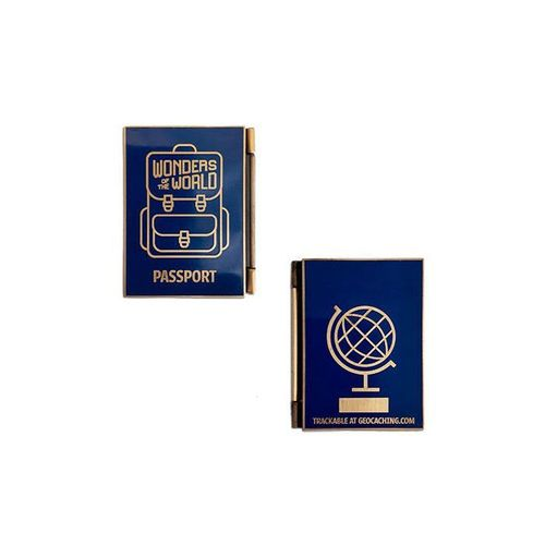 Wonders of the World Passport -geokolikkosetti